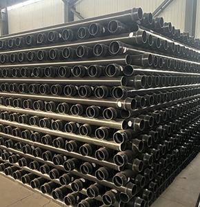 陕西PVC-U给水管