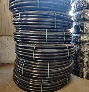 陕西HDPE给水盘水管
